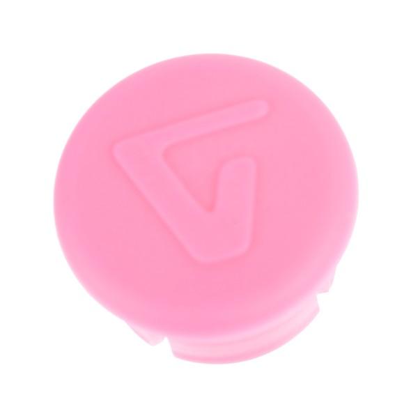Velox Stuurdop 20 mm Fluo Roze Per Stuk