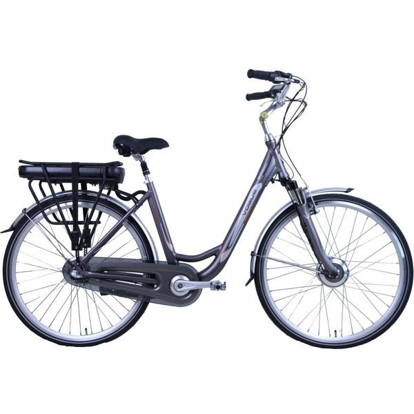 Vogue Elektrische fiets Basic dames grijs 51cm Grijs