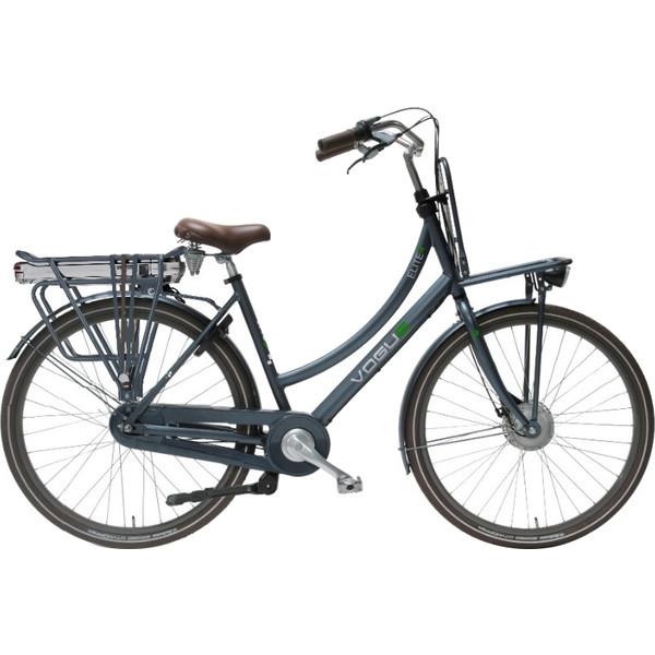 Vogue Elektrische fiets Elite Plus dames blauw 468 Watt