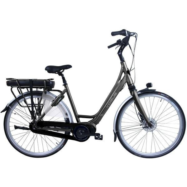 Vogue Elektrische fiets Elegance dames zwart 468 Watt