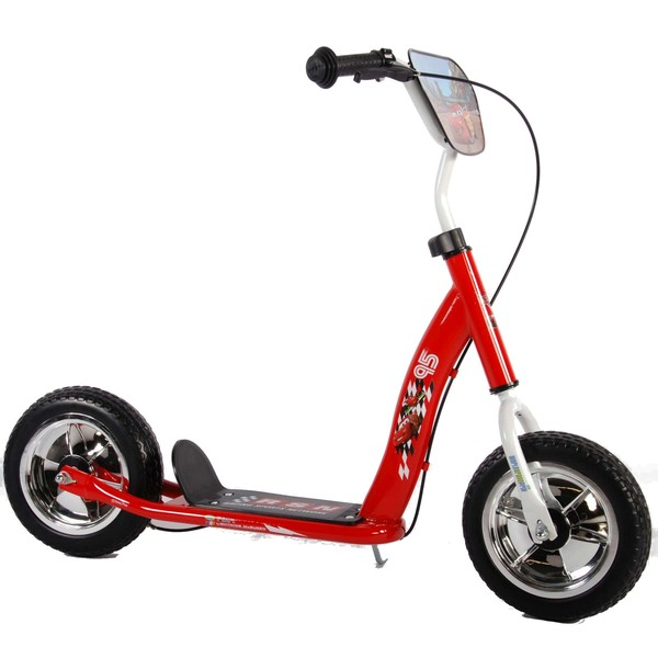 Volare Autoped Cars 10 Inch Junior Trommelrem Rood thumbnail