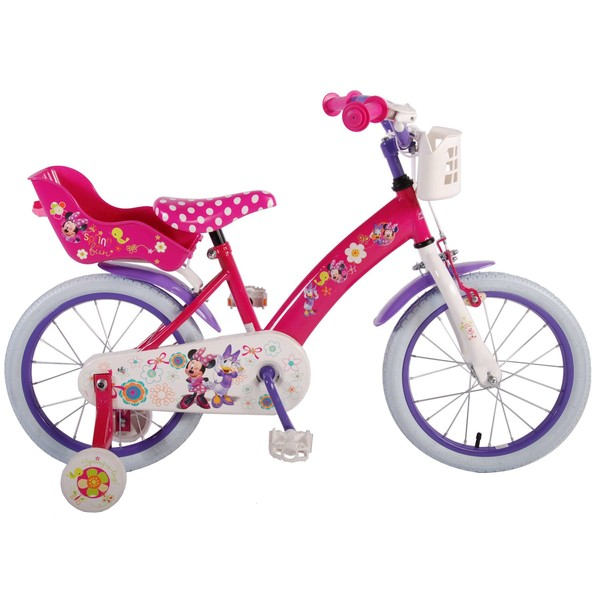 Disney Minnie Bow-Tique 16 inch meisjesfiets