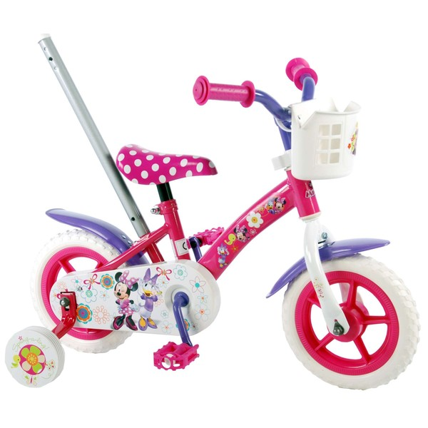 Disney Minnie Mouse Bow-Tique fiets 10 inch