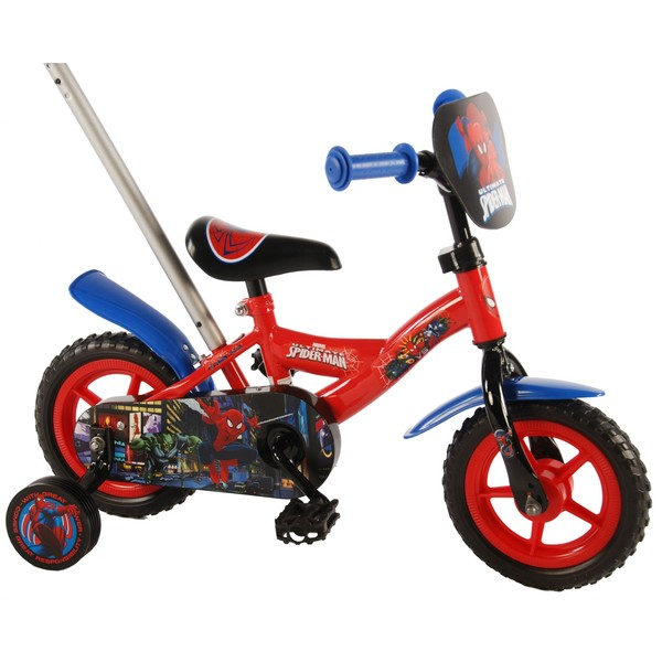 Ultimate Spider-Man fiets 10 inch