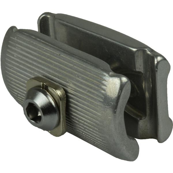 VWP Zadelklem ATB/Race staal zilver