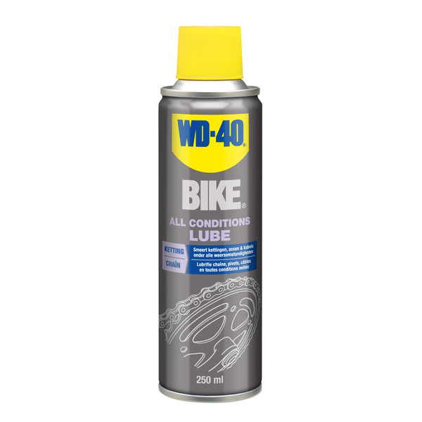 WD 40 Smeermiddel All Conditions Lube Ketting 250 ml