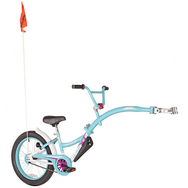 WeeRide Co pilot XT 20 Inch Junior Turquoise