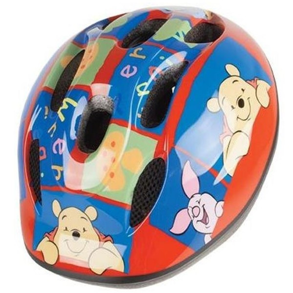 Widek Fietshelm Kind Winnie The Pooh Rood Maat 48 54 cm Onderdelen & Accessoires aanschaffen doe je het voordeligst hier
