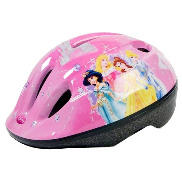 Widek fietshelm Princess Jewel junior 50 56 cm roze