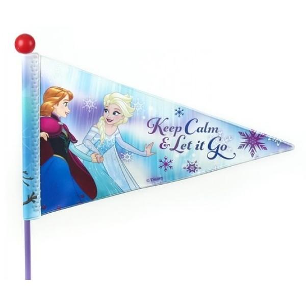Widek veiligheidsvlag Frozen 170 cm blauw Onderdelen & Accessoires aanschaffen doe je het voordeligst hier