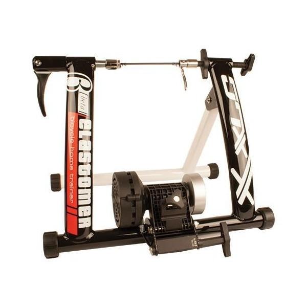 XLC fietstrainer Beta Elastomer Zwart thumbnail