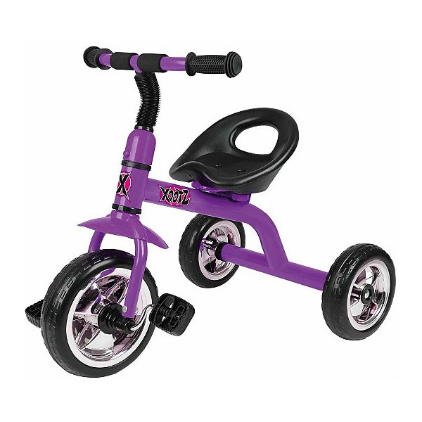 Xootz driewieler Trike Junior Paars