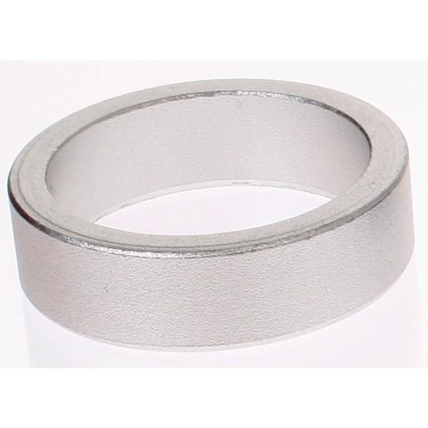 Xtasy Opvulring Balhoofd Aluminium 1 1-8 Inch 10mm Zilver