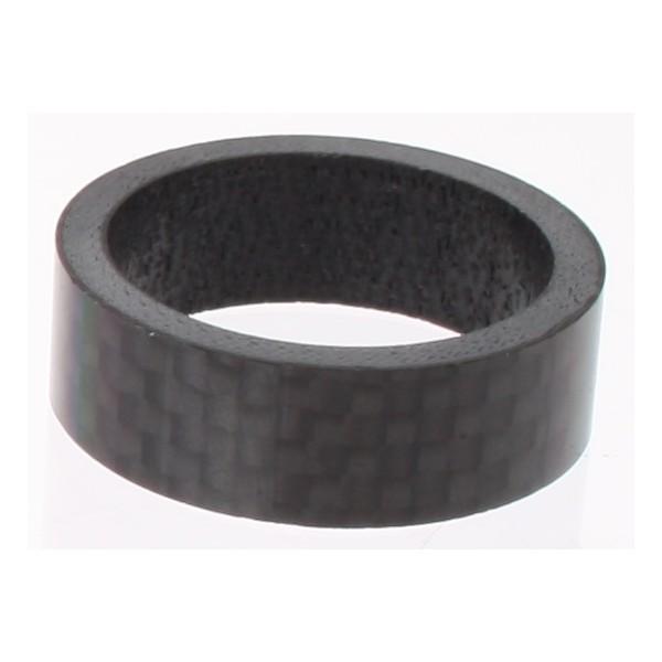 Xtasy Opvulring Balhoofd Carbon 1 1-8 Inch 5mm Zwart