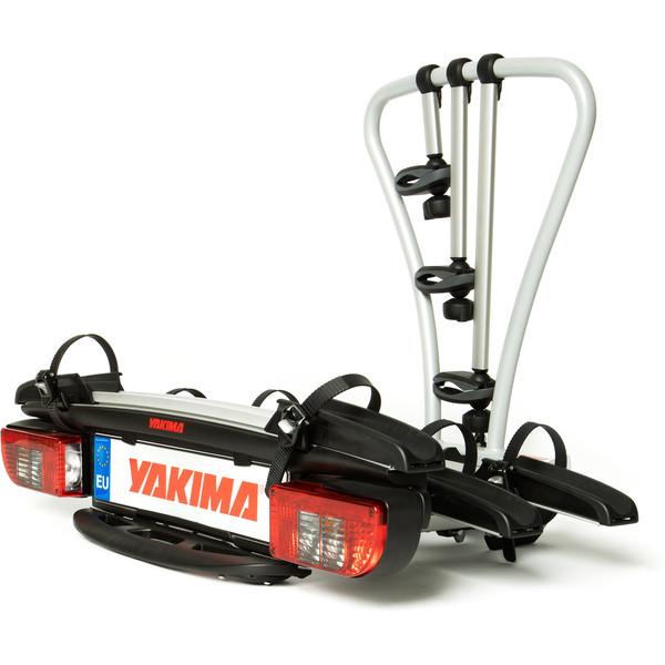Yakima fietsendrager Justclick 3 voor 3 fietsen zilver/zwart