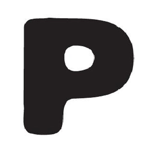 ABC Letter P