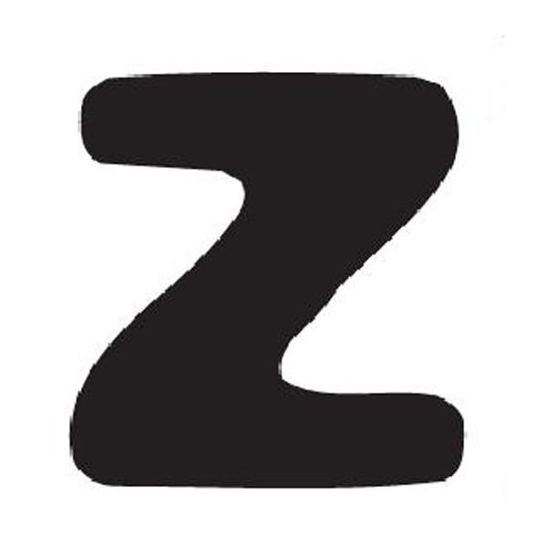 ABC Letter Z