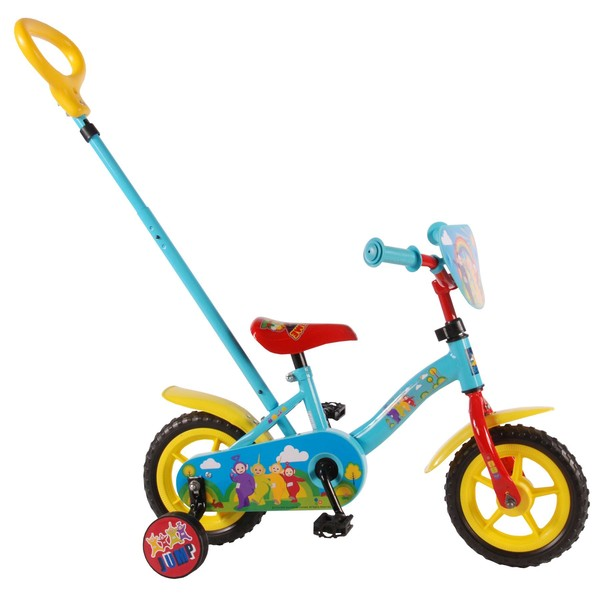 Volare Teletubbies 10 Inch Junior Doortrapper Blauw
