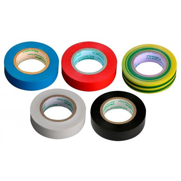 Zenitech 5 rollen isolatietape 15 mm x 10 m Onderdelen & Accessoires aanschaffen doe je het voordeligst hier