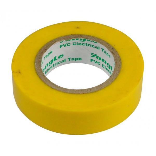 Zenitech isolatietape 15 mm x 10 m geel Onderdelen & Accessoires aanschaffen doe je het voordeligst hier