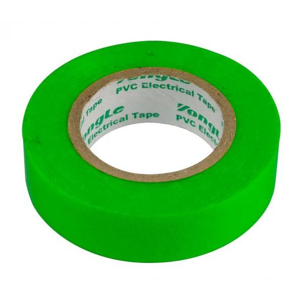 Zenitech isolatietape 15 mm x 10 m groen Onderdelen & Accessoires aanschaffen doe je het voordeligst hier