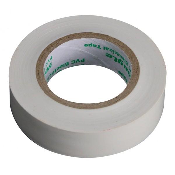 Zenitech isolatietape 15 mm x 10 m wit Onderdelen & Accessoires aanschaffen doe je het voordeligst hier