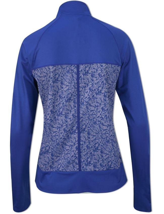 36e9362f94c adidas dames golf vest blauw - Giga-Bikes Tilburg