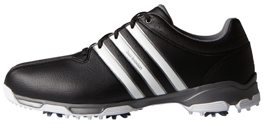 6693cd776c9 Opruiming adidas golfschoenen 360 Traxion zwart heren. Vergroten · adidas  golfschoenen 360 Traxion zwart heren adidas golfschoenen ...