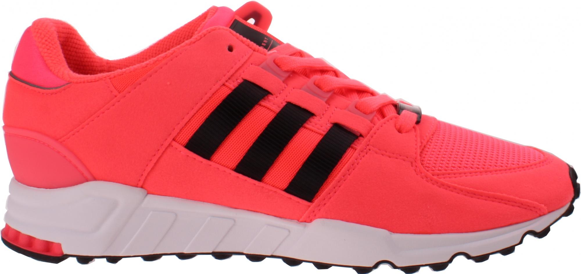 adidas sneakers zwart met roze
