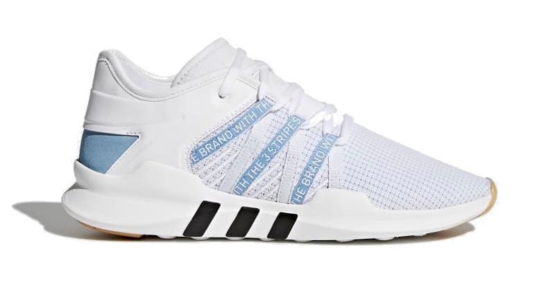 1f69f7e1eb4 adidas sneakers Equipment Racing ADV dames wit/blauw - Giga-Bikes ...