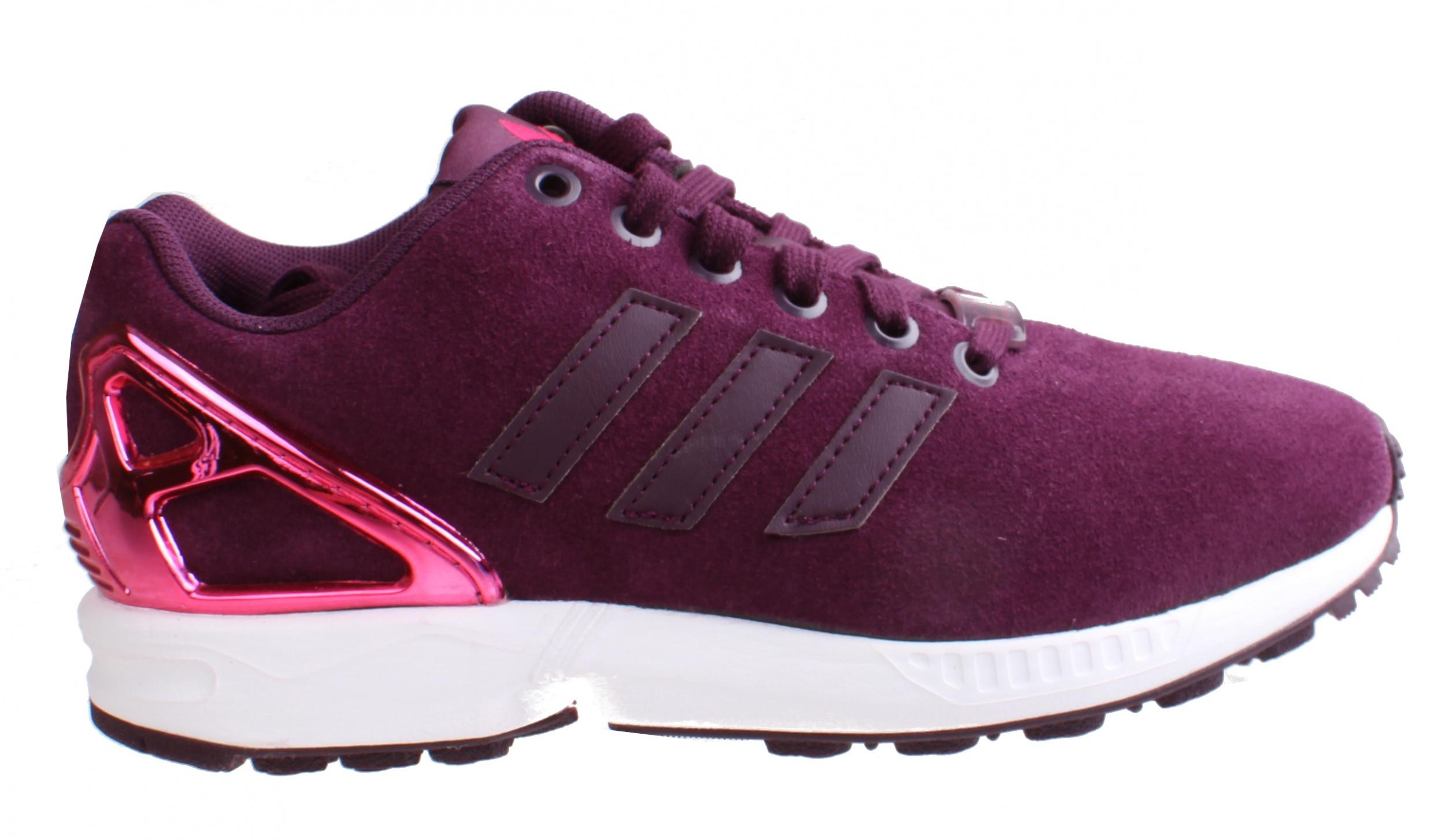 ba30a2dabda adidas sneakers originals ZX Flux dames paars - Giga-Bikes Tilburg