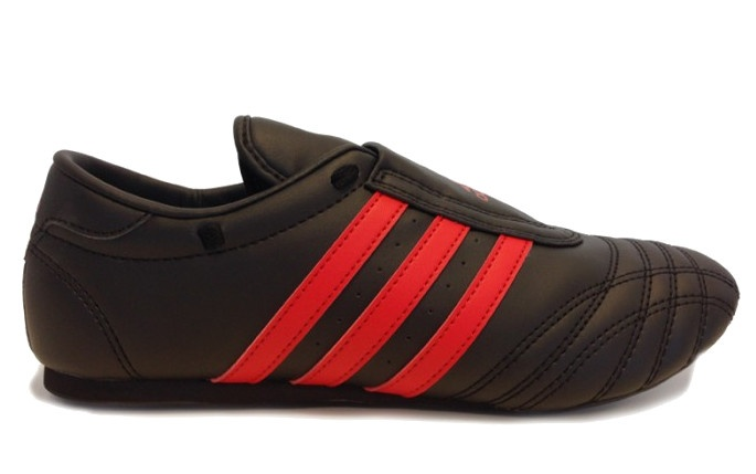 Rot Ii Schwarz Taekwondo Schuhe Adi Sm f76Ygyb