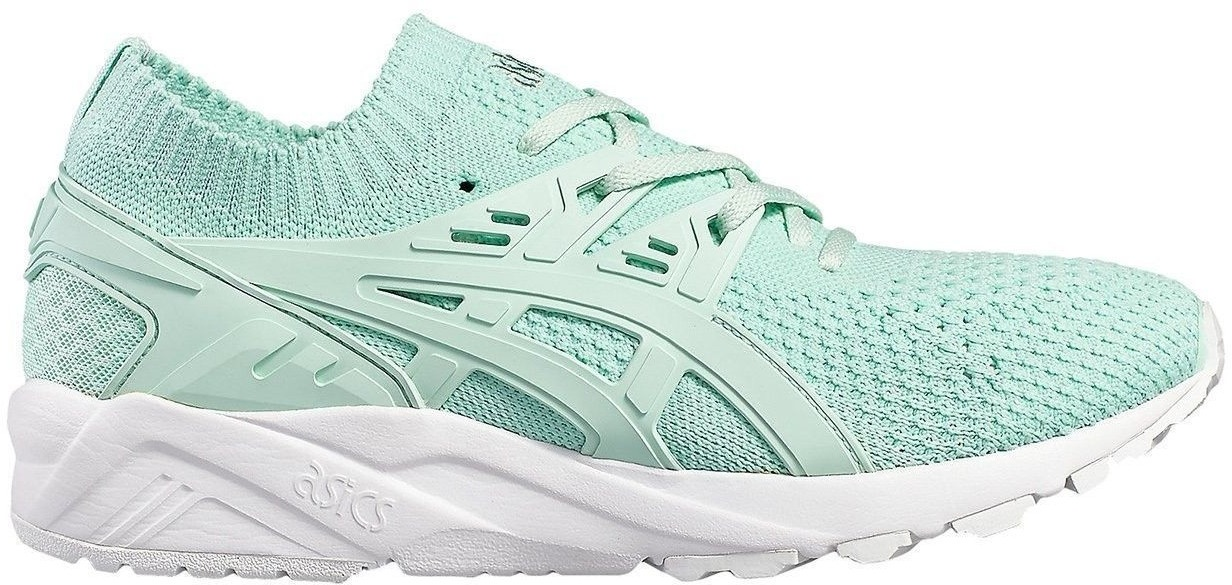 640d4d9a709 Opruiming ASICS sneakers Gel Kayano Trainer Knit dames turquoise. Vergroten  · ASICS sneakers Gel Kayano ...