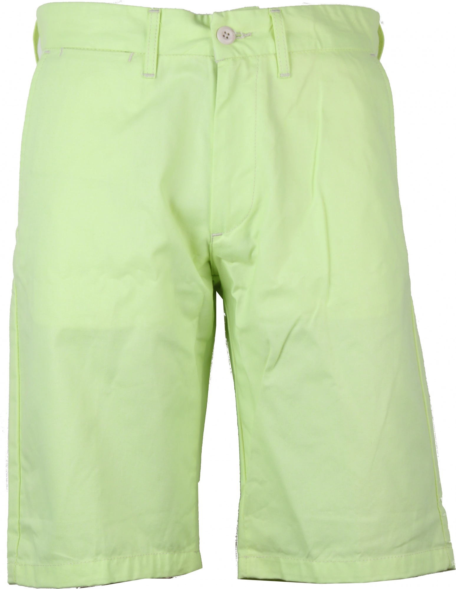 Short Korte Broek Heren.Carhartt Korte Broek Johnson Short Rigid Heren Fluorgeel Giga