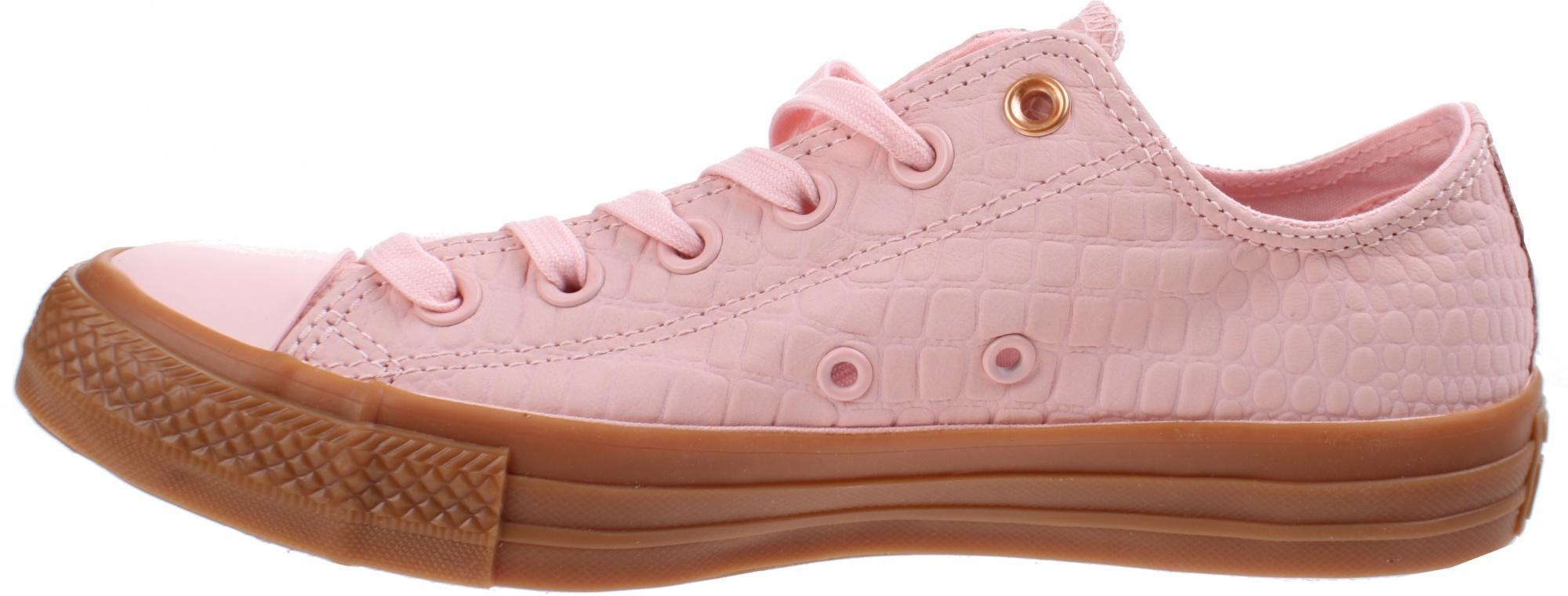0a7fe303d76 Converse sneakers Ctas Ox Vapor dames roze - Giga-Bikes Tilburg