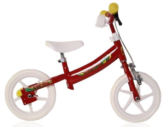 dino 100r 10 zoll junior felgenbremse rot giga bikes tilburg. Black Bedroom Furniture Sets. Home Design Ideas