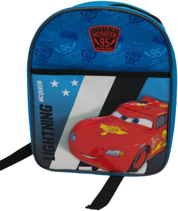 6b2187a26f1 Disney Cars backpack 7.5 liters blue / red 31 x 25 x 10 cm - Giga ...