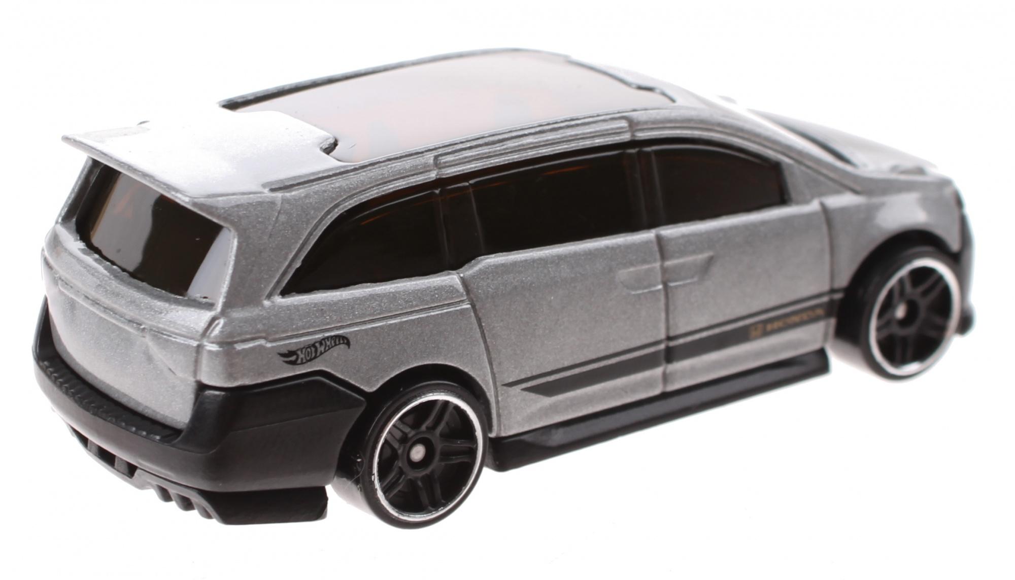 Hot Wheels Honda Odyssey gray 7 cm ...