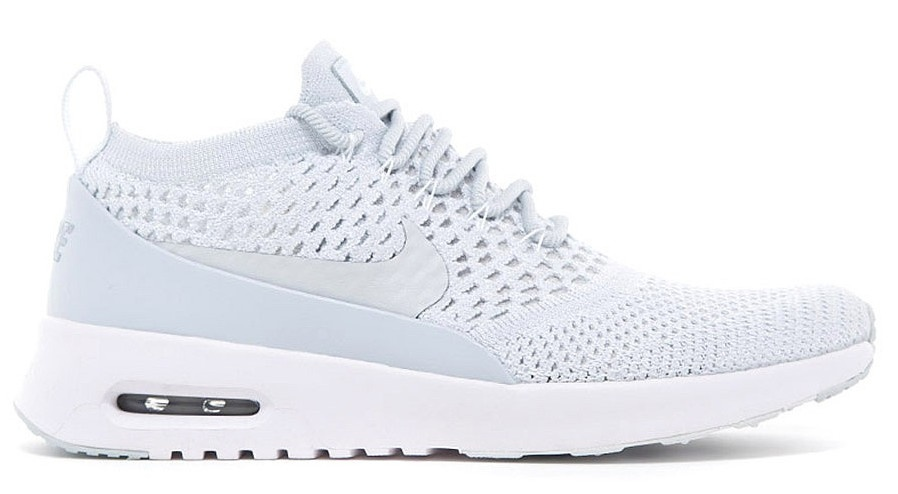 size 40 56f9b 58c0a Nike Air Max Thea Ultra Flyknit womens sneaker white. Enlarge