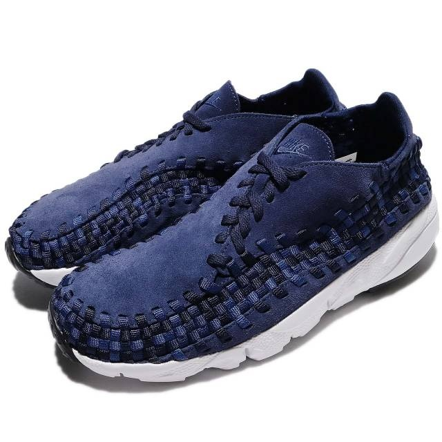 newest 69cac 1d1ac nike sneakers air footscape woven nm heren blauw 3 241909.jpg