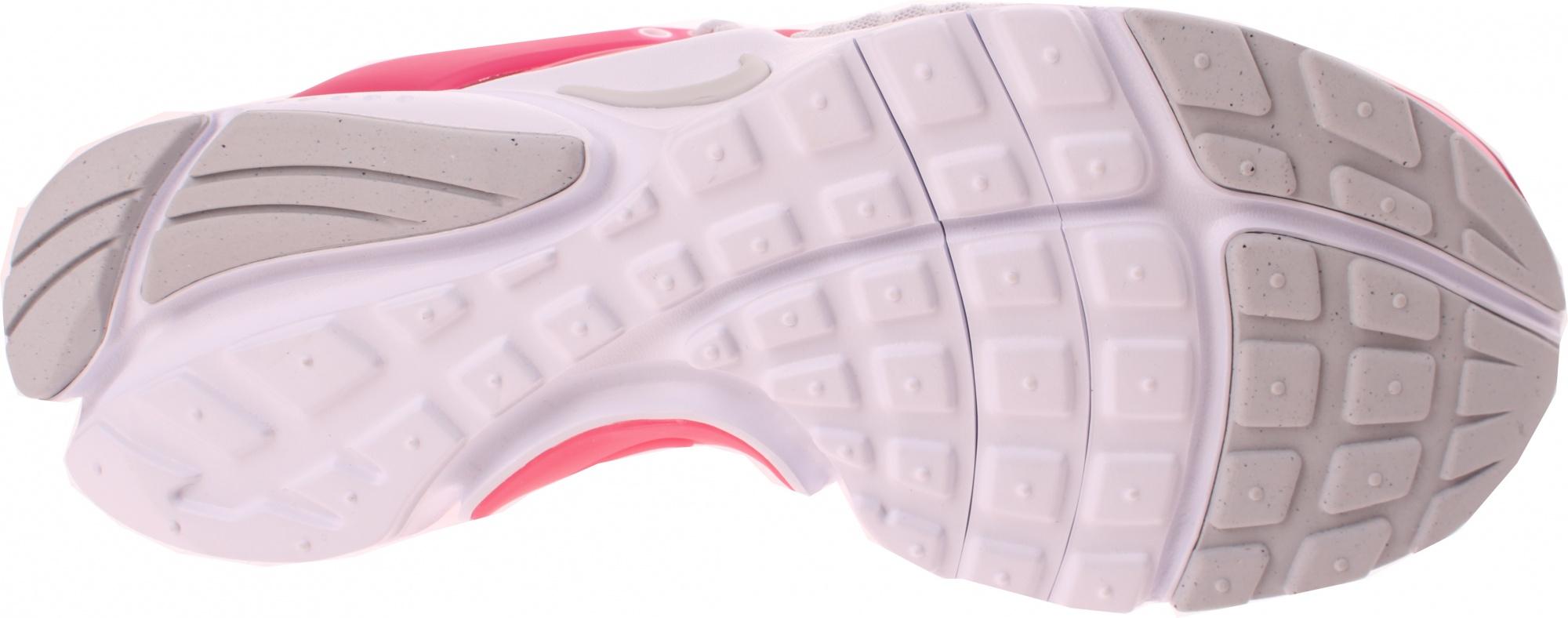 on sale 1b435 ac73b ... Nike sneakers Presto Breathe GS dames grijsroze
