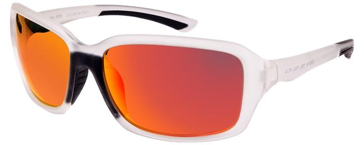fa3d9fa6f7 Ozzie sportzonnebril unisex transparant zwart. Vergroten · Ozzie  sportzonnebril unisex ...