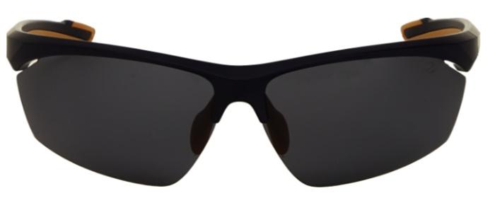 57d62a6c0b Ozzie sport sunglasses unisex black   orange - Giga-Bikes Tilburg