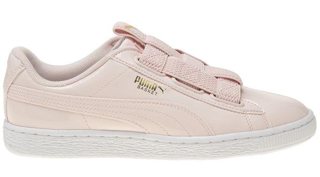 e1aa267f9e8 Puma sneakers Basket Maze elastiek dames roze - Giga-Bikes Tilburg