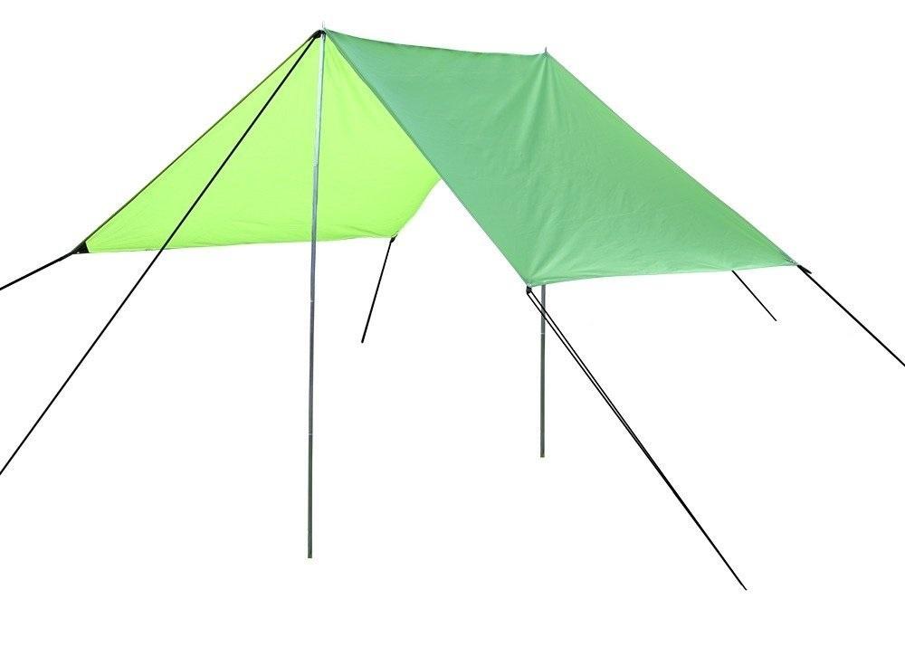 Schaduwdoek 4 X 6.Schaduwdoek Tarp Canopy 3 X 4 Meter Groen