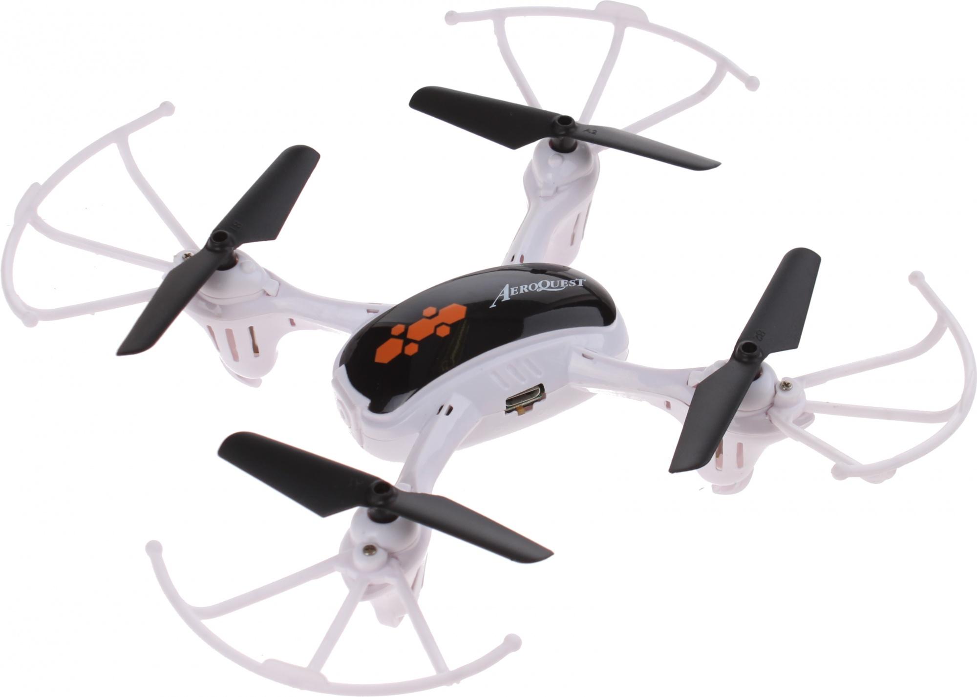 Tom Mini Drone 16 X 16 Cm White Giga Bikes Tilburg
