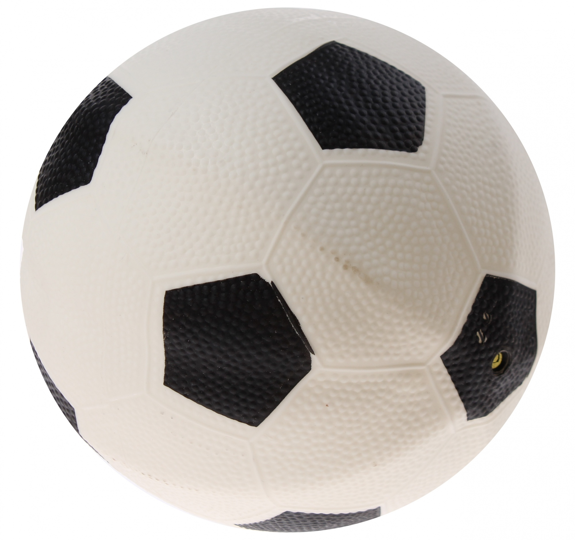 Ball Football Print 21 Cm White