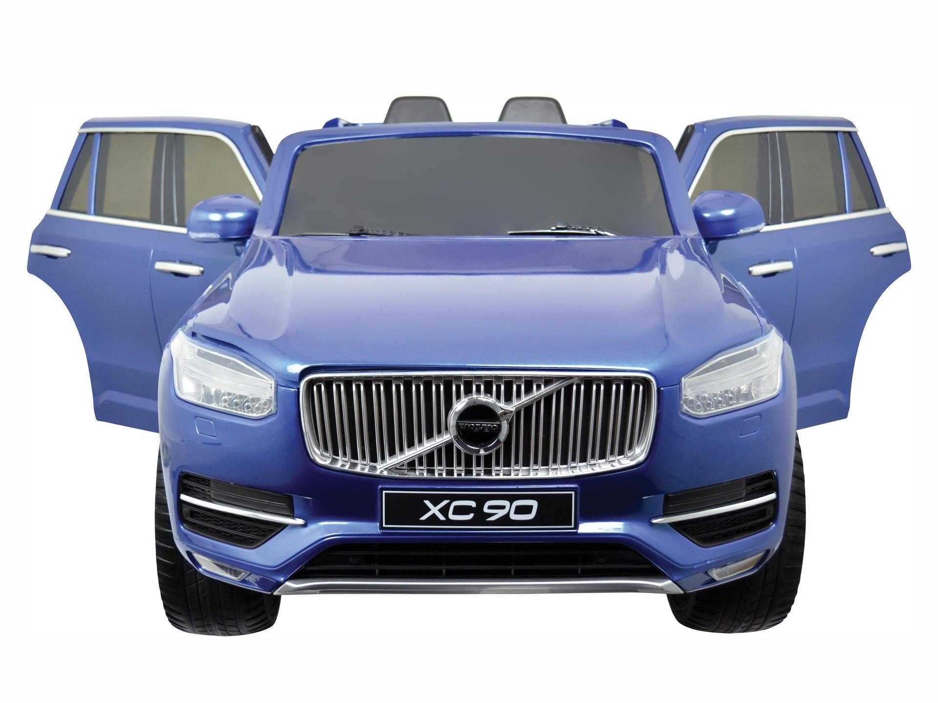 Volvo XC90 battery 12V car blue - Giga-Bikes Tilburg