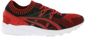 c56ae3e294c ASICS Trainers Gel Kayano Trainer Knit men red / black
