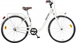 Aurelia Smart City 26 Inch Meisjes V-Brake Wit
